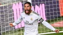Sergio Ramos Ingin Madrid Juara La Liga Saat Lawan Villarreal