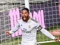 FOTO: Juluran Lidah Ramos Bikin Madrid di Atas Angin