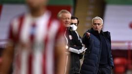 Mourinho Bisa Tolong MU Lolos ke Liga Champions