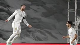 Jumlah Penalti Madrid vs Barcelona di La Liga Spanyol: 9-6