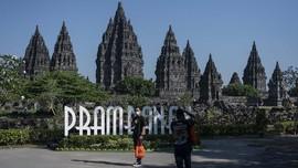 Candi Prambanan Buka untuk Wisatawan