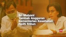 VIDEO: Kemenkeu Tambah Anggaran Kemenkes Usai Teguran Jokowi