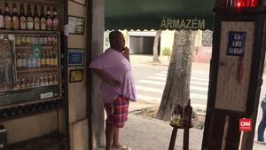 VIDEO: Kasus Covid Masih Tinggi, Brasil Buka Bar dan Restoran