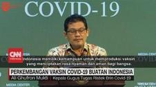 VIDEO: Perkembangan Vaksin Covid-19 Buatan Indonesia