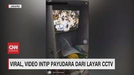 VIDEO: Viral, Video Intip Payudara dari Layar CCTV