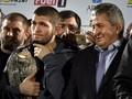 UFC Tak Paksa Khabib Bertarung Usai Abdulmanap Meninggal