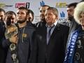 Duka Dunia MMA Iringi Kepergian Ayah Khabib