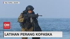 VIDEO: Latihan Perang Kopaska