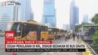 VIDEO: Cegah Penularan di KRL, Dishub Sediakan 50 Bus Gratis