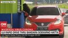 VIDEO: Uji Rapid Test Drive Thru Bandara Soekarno Hatta