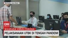 VIDEO: Pelaksanaan UTBK di Tengah Pandemi