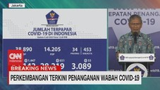 VIDEO: Update Corona 4 Juli: 62.142 Positif, 28.219 Sembuh