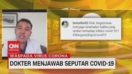 VIDEO: Menjaga Kesehatan Balita Selama Pandemi Covid-19