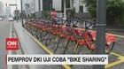 VIDEO: Pemprov DKI Uji Coba 'Bike Sharing'