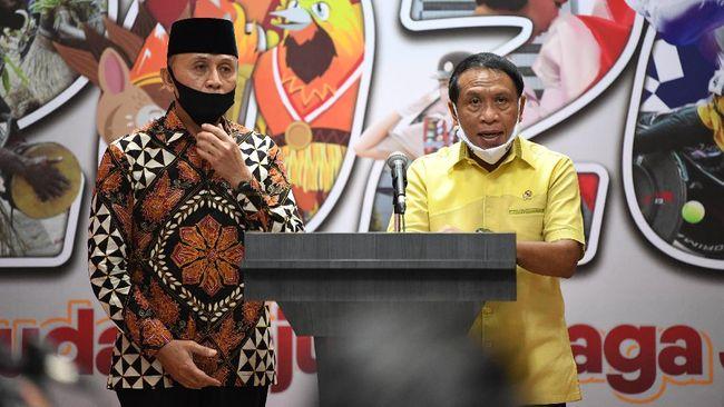 Menteri Pemuda dan Olahraga (Menpora) Zainudin Amali siap membantu PSSI mendapatkan izin menggelar laga uji coba Timnas Indonesia U-23.