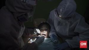 FOTO: Merawat Gigi di Tengah Pandemi