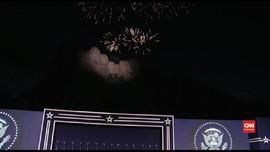 VIDEO: Trump Rayakan Kemerdekaan AS Tanpa Protokol Covid-19