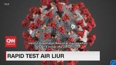 VIDEO: Berpacu Dengan Waktu Kembangkan Rapid Test Air Liur