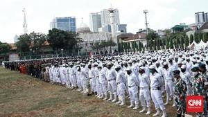 FOTO: Apel Siaga Ganyang Komunis