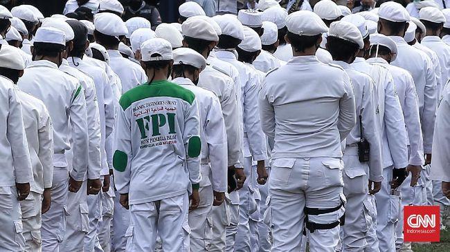 Front Pembela Islam menyatakan tak pernah menginstruksikan anggotanya mengepung rumah Menko Polhukam Mahfud MD di Pamekasan, Madura, siang tadi.