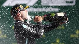 Hasil F1 GP Austria: Bottas Juara, Hamilton Dapat Penalti