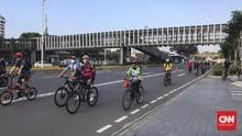 Menggowes Sepeda Sembari Waswas Soal Jarak Sosial & Masker