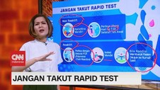 VIDEO: Jangan Takut Rapid Test