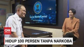 VIDEO: Hidup 100 Persen Tanpa Narkoba (3/5)