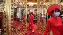 Tarif Bermalam di Hotel Berlapis Emas Mulai dari Rp3 Jutaan