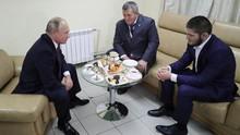 Pemerintah Rusia: Semua Terserah Khabib