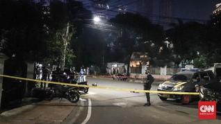 Ledakan di Menteng, Polisi Dalami Motif Pelaku
