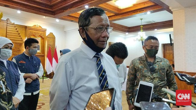 Menko Polhukam Mahfud MD menyebut tak ada Islamofobia di Indonesia, karena banyak umat Islam yang mendapat peran di pemerintahan dan hak yang setara.