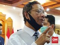 Mahfud soal Pelibatan TNI: Serangan Corona Sangat Masif