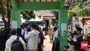 Massa Apel Siaga Ganyang Komunis Penuhi Lapangan Ahmad Yani
