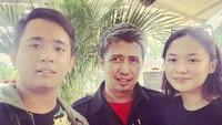 <p>4. Dari pernikahan Mulan dengan Harry, mereka dikaruniai dua orang anak, Daffi Nugraha dan Tyarani Nugraha (Foto: Instagram harry.nugraha09)</p>