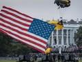 FOTO: Perayaan 244 Tahun Amerika Serikat di Gedung Putih