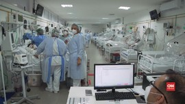 VIDEO: Brasil Jalani Krisis Pandemi Tanpa Menteri Kesehatan