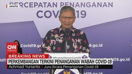 VIDEO: Update Corona 5 Juli: 63.749 Positif, 29.105 Sembuh