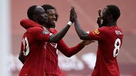 Liverpool Susah Payah Kalahkan Villa