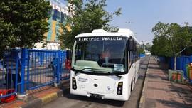 Target 10 Tahun Semua Armada Transjakarta Jadi Bus Listrik