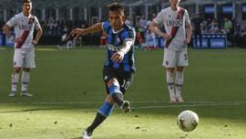 Martinez Gagal Penalti, Inter Dipermalukan Bologna