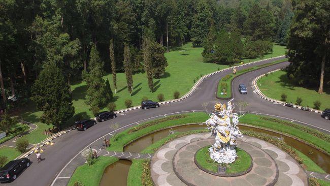 Kebun Raya 'Eka Karya' Bali kembali dibuka, menyusul pembukaan Kebun Raya Bogor dan Kebun Raya Cibodas sebelumnya.