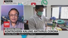 VIDEO: Kontroversi Kalung Antivirus Corona