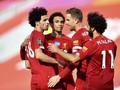 FOTO: Liverpool Bikin Anfield Tetap Angker