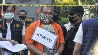 Polisi Masih Buru Delapan Anak Buah John Kei