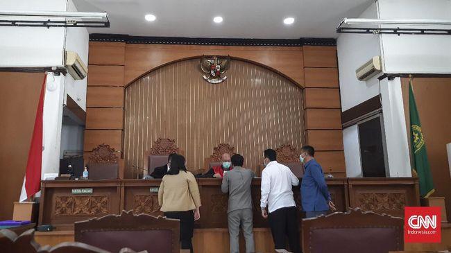 Sidang Praperadilan Ravio Patra