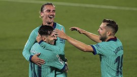 Messi-Griezmann Akur di Villarreal vs Barcelona