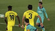 Griezmann Cetak Gol, Barcelona Kalahkan Villarreal