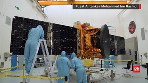 VIDEO: Uni Emirat Arab Luncurkan Misi ke Mars Bulan Depan