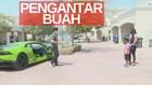 VIDEO: Mobil Sport Untuk Antar Buah
